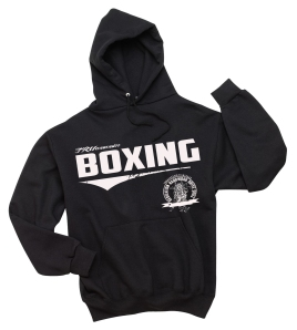 Boxing Hoody